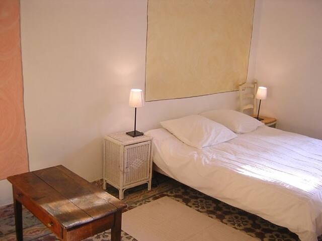 Grande maison avec 5 chambres, à Savoillan,Ventoux - Savoillan - Huis