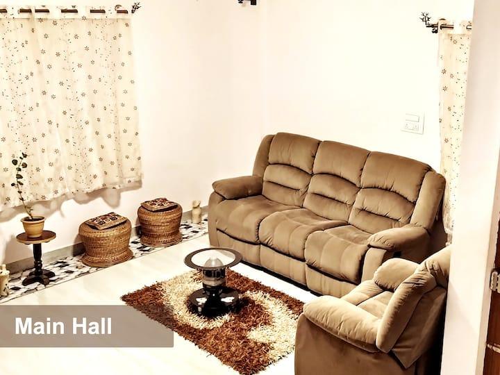 Luxurious 2BHK House - Near Manyata Tech Park