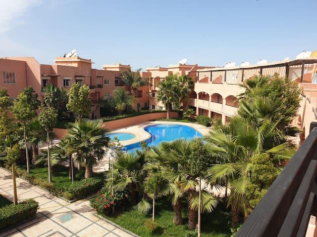 Duplex haut standing à Imi Ouadar(26km d'Agadir)