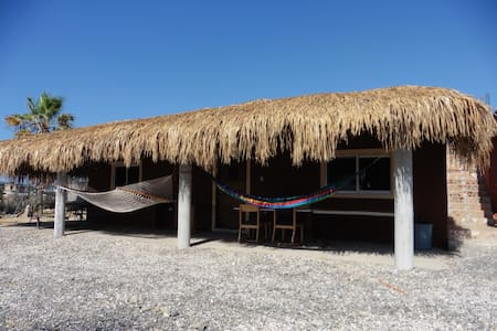 "Casitas ""Javi"" 3 BR house in downtown San Juanico"