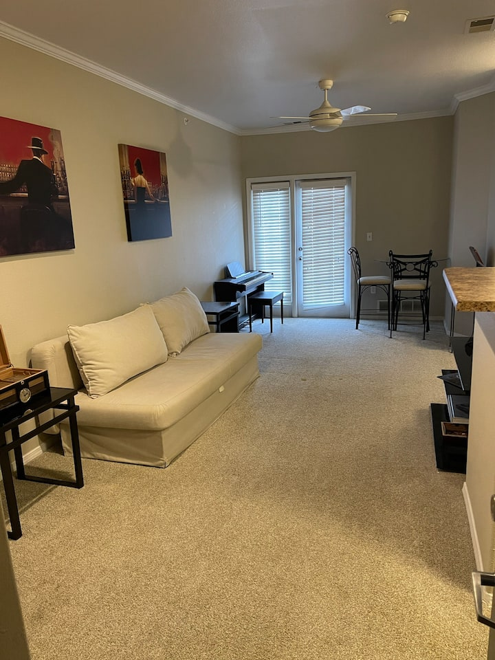 1 Bedroom 1 Bathroom in DTC area