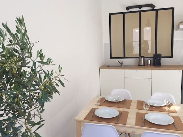 Appartement Cosy très central - Marseille - Huoneisto
