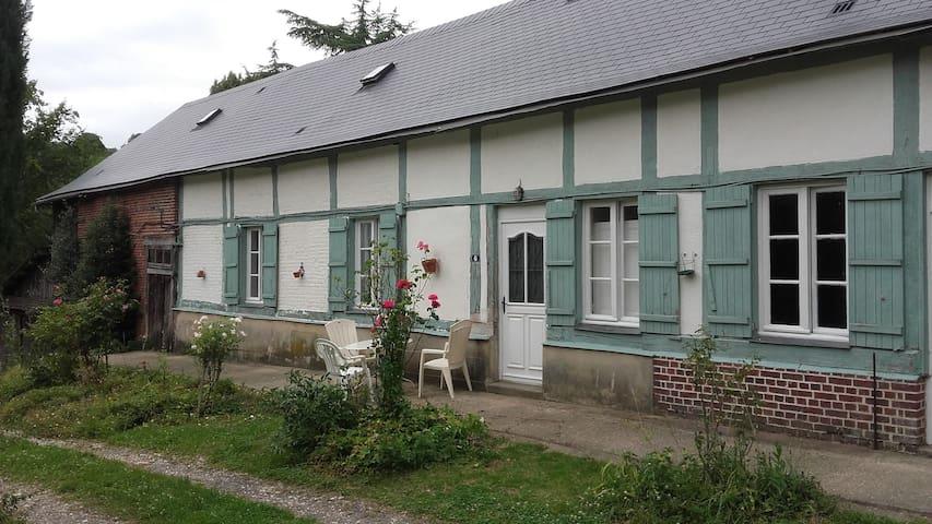 Pavillon de la ferme de Louise
