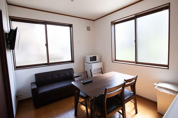 2 Bedrooms Family Condominium