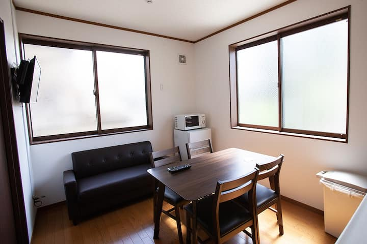 2 Bedrooms Family Condominium