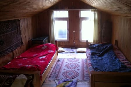 SICAK DAĞEVİ/Cozy Mountain House - İznik - 別荘