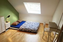 One room in Center of Bielefeld