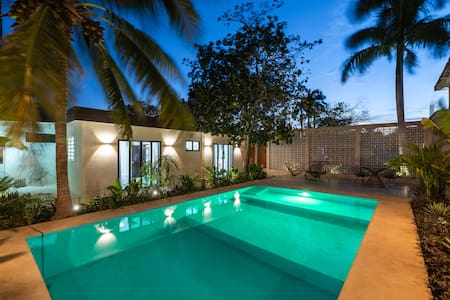 Volver a Verde 2 -Tropical Loft, pool & terrace