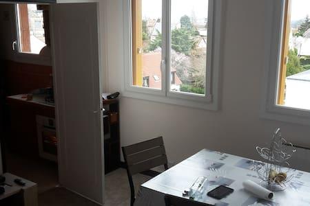 Jolie 3 pieces tout confort - Châtenay-Malabry - Apartemen