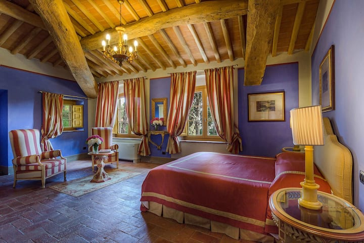 DIMORA DELL'INVENTORE,LUXURY BB, ROOM SAN IACOPO