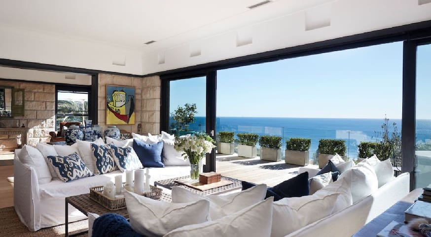 Luxury and beautiful Villa - Bilgola Beach - Villa