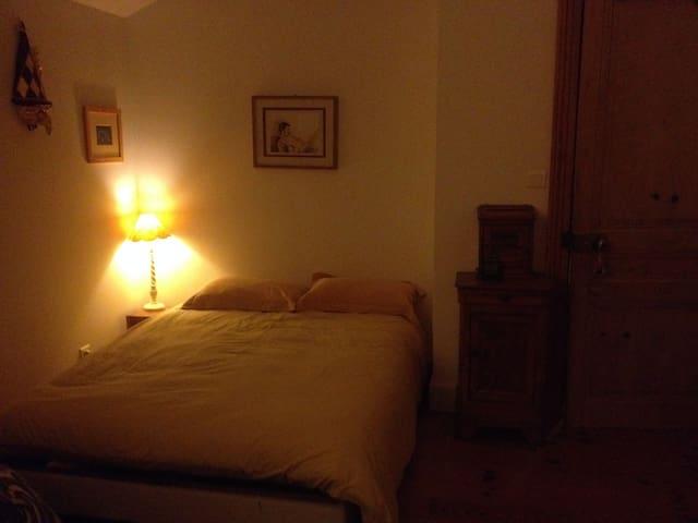 chambres à louer dans maison calme - Saint-Just-Saint-Rambert - House