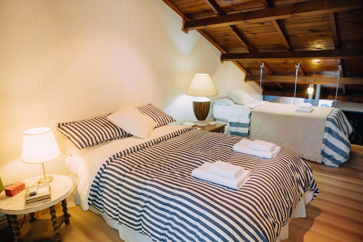 Beautiful Loft with River View in heart of Tigre