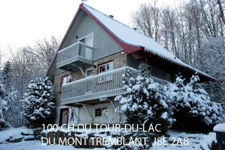 Chalet Lac Maskinonge, Mont Tremblant