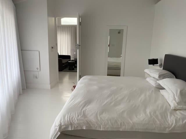 Master bedroom - third level.
