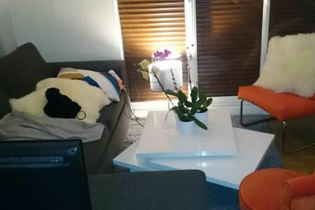 Studio cosy au pied du canal!!! - Pantin