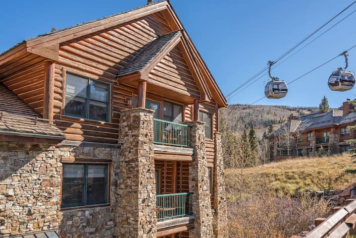 Gondola Haus at Mountain Lodge is Packed with Amenities Including Ski-in Ski-out Access, a Pool, and Hot Tubs