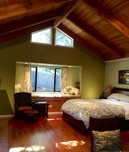 Guesthouse Set in the Trees - Carmel Valley - Dom