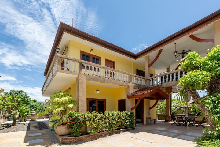 Cosy Poolvilla in Baan Sai Yuan, Soi 12