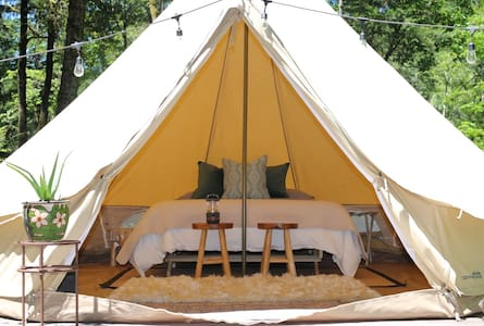 Conveniently Adventurous- Gasquet Glamping