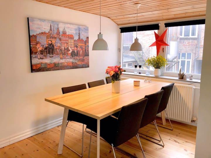 Hyggelig lejlighed i det smukke Nordjylland
