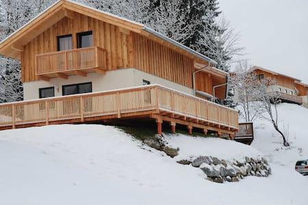 Luxuriöse und geräumige acht Personen-Ferienhaus - Annaberg im Lammertal