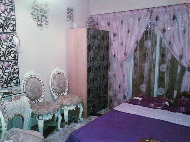 Комфортная квартира в портовом городе Пирей