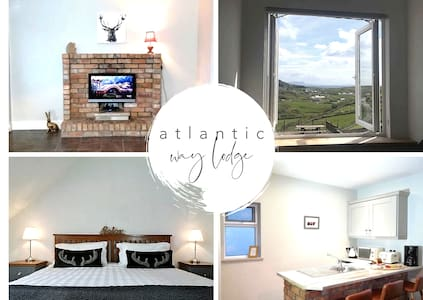 "⭐ NEW Stone Cottage 》Wild Atlantic ""Waycation"" 💚"