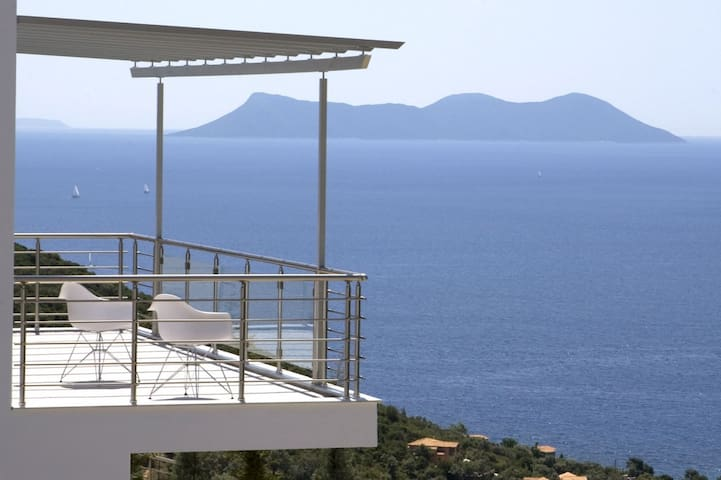 dreamviewvillas - Sivota