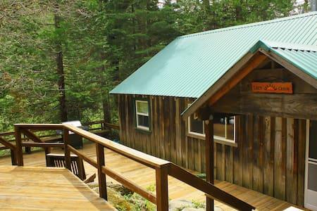 Sun D Cabin - A Cozy Rustic Retreat - Oakhurst - Kisház