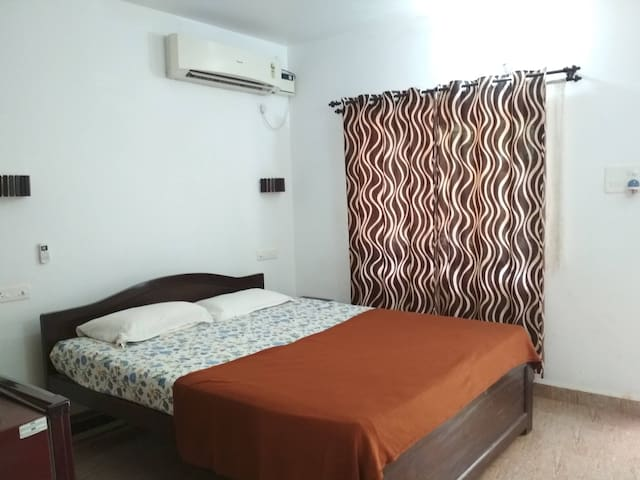 Studio Room at Colva Beach 2