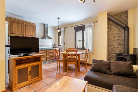 Delightful Apartment in Gudar with Fireplace