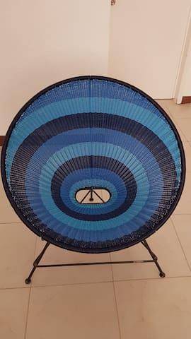 """Acapulco"" Chair"