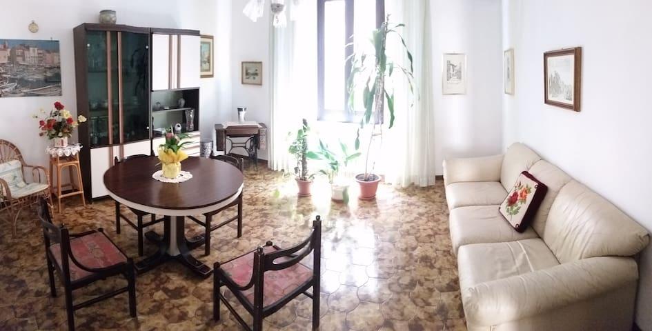 casa centrale,  comoda  bella vista - Palmi - Leilighet