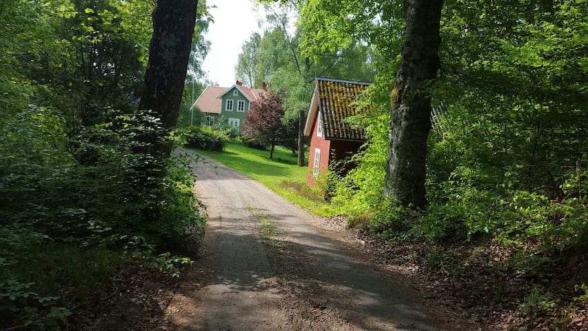 Genuine swedish farm living - Vissefjärda  - House