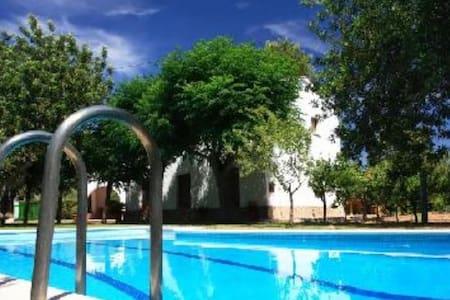 Chalet con encanto - Tortosa - Hus