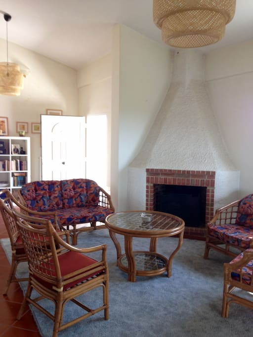 Living room - view entrance