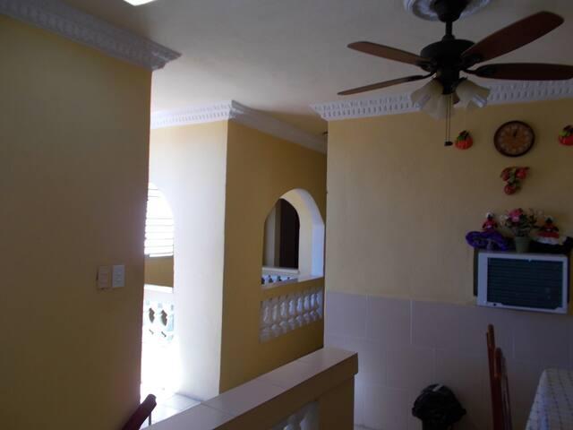 Hostal Pujol y Familia Habitación 2