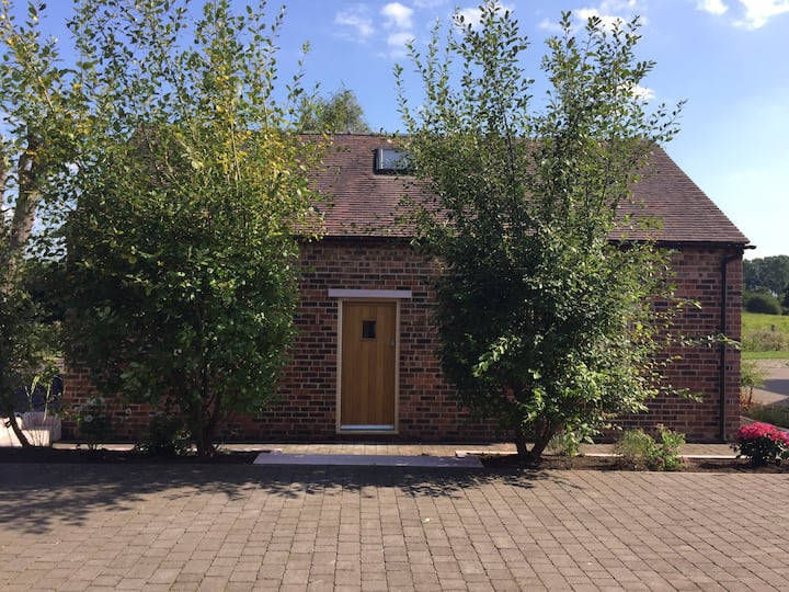 The stables fully loaded converted detached sleep8