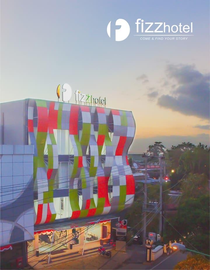 Cozy Pop-art Designed Hotel