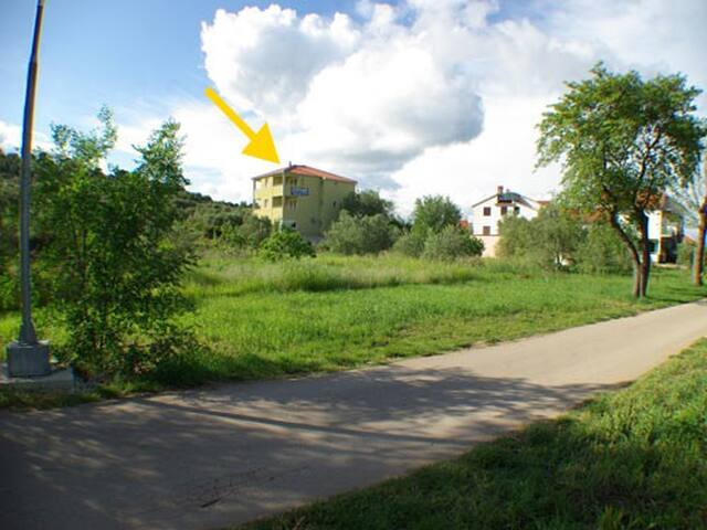 Slanica Ap.2+1  in Murter - ID:540