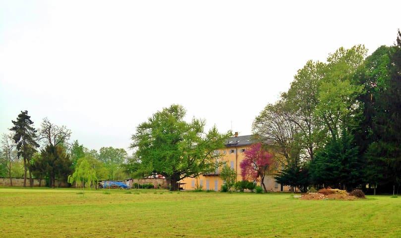 Appartamneto in Villa del 700' - Cuneo