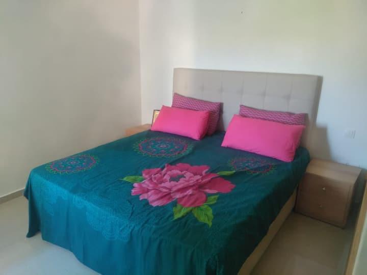 Ola Blanca 2 bedrooms Apartment Casablanca