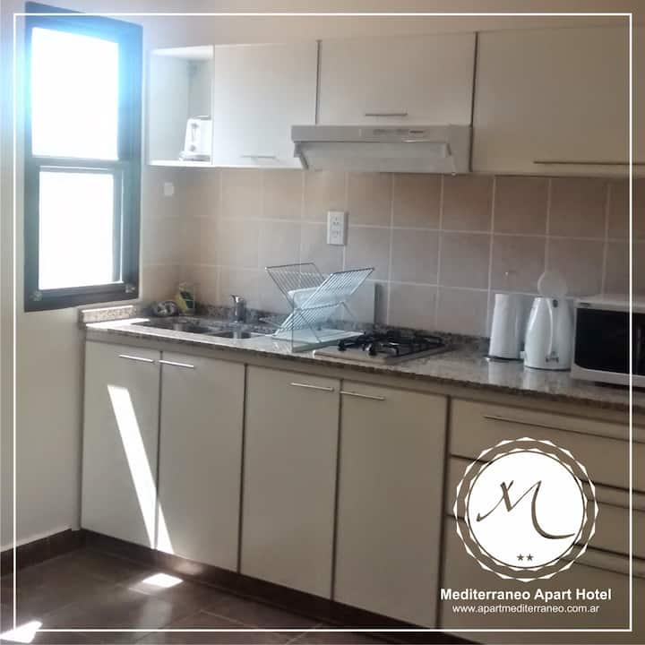 Apartment place in Hot Spring zone - Federación