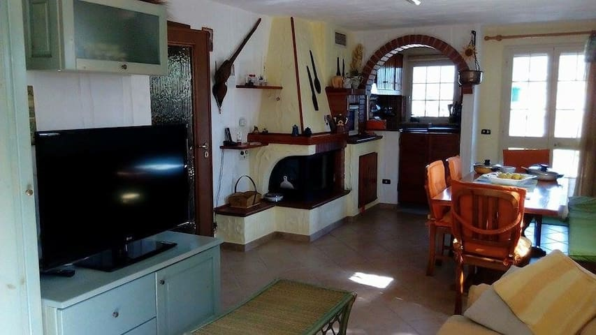 Nice typical holiday apartment ️️ - Sagama - Appartement