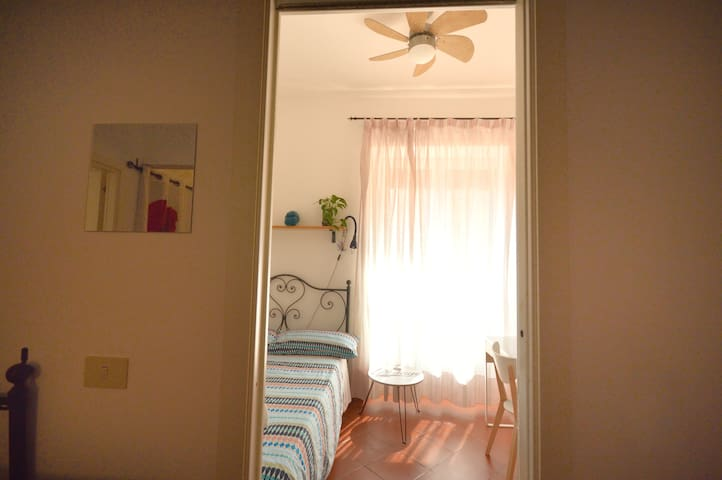 Second Bedroom, Celing Fan