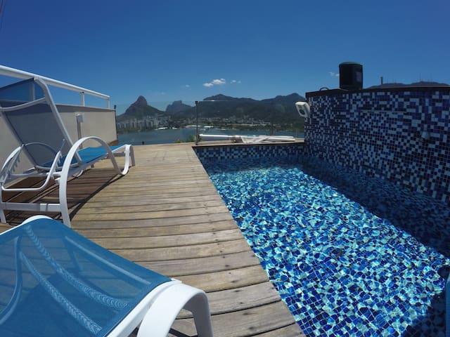 Luxurious Triplex with more than 400m - Rio de Janeiro - Huoneisto