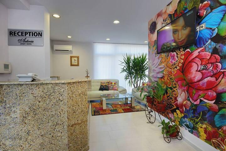 APARTHOTEL ASTORIA - Hisarya - Boutique hotel
