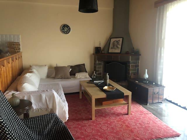 The A-Z House