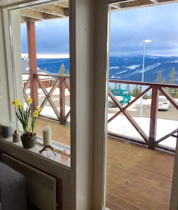 Family friendly location in Åre Björnen - Apartment